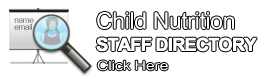 Child Nutrition Staff Directory