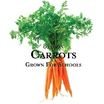 Oregon Harvest for Schools-Carrots