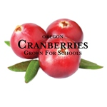 Oregon Harvest for Schools-Cranberries