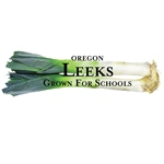 Oregon Harvest for Schools-Leeks