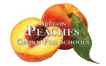 Oregon Harvest for Schools-Peaches